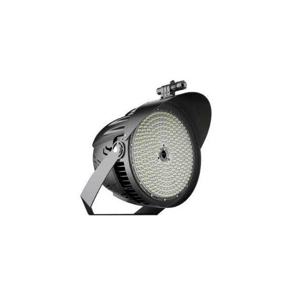 Akwil 1000W LED Stadium Spot Light AK-SP06-1000W Dali or DMX Dimmable with Meanwell Drivers for high end sports spot lighting