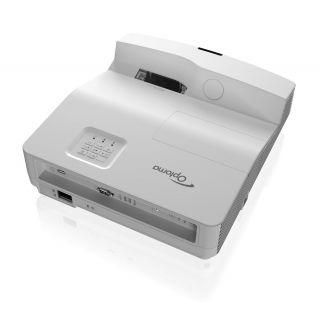Optoma HD31UST 3400 Lumens Ultra Short Throw 1080p HD Projector 0.25:1 Ratio