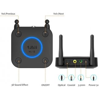 Extended Range Bluetooth Receiver 20m