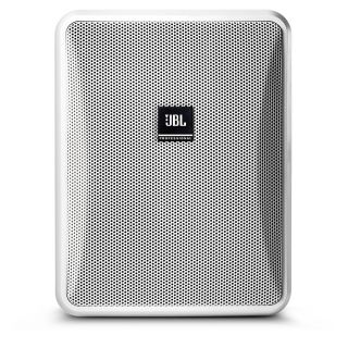 JBL Control 25-1L-WH White Pair of Speakers (8 Ohm Input Only)