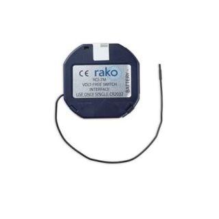 Rako RCI-7M Configurable wireless transmitter module allowing interfacing to 7 momentary push switches