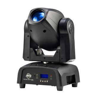 ADJ Focus Spot ONE -  American DJ 35W LED Gobo Moving Head Unit