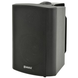 BP4V-B - BP Series - 100V Line Weatherproof Speakers in Black 20W 10W 5W or 8 Ohm 90Hz-20kHz