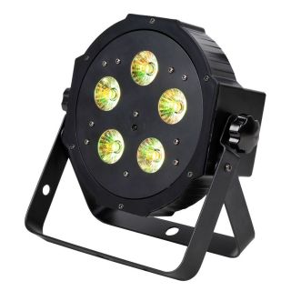 ADJ VPAR PAK -  American DJ 5x 4-Watt 4-IN-1 COB LEDs