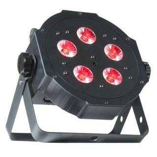 ADJ MEGA TRIPAR PROFILE PLUS -  American DJ LED BAR 5x 4-Watt 4-IN-1 COB QUAD LEDs