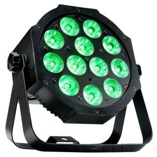 ADJ MEGA 64 PROFILE PLUS 12x 4W Quad LED (RGB+UV)