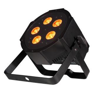 ADJ Mega QA GO - 5x 4-Watt RGBA LEDs battery powered LED Par Can