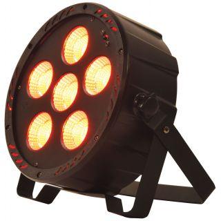 QTX PAR-180 High Power RGB PAR Light with IR Remote