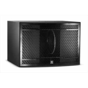 "JBL MD7 Ultra Long Excursion High Power Dual 18"" Subwoofer 4000W 141dB 6000W Peak 25-120Hz"