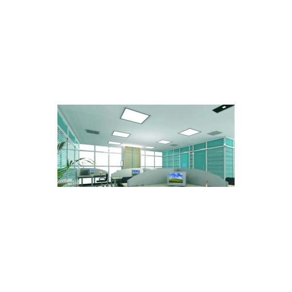 Switched Single Colour LED Panel 600mm x 600mm - 40W - Cool White 6000k