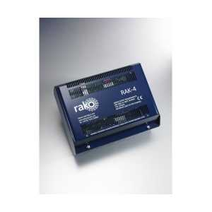 Rako RAK4-T 4 Channel Trailing Edge Quiet Dimming Rack  with built in Short Circuit Protection
