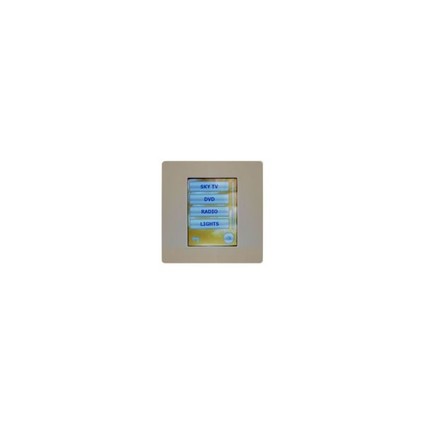 "AX-KPC 2.8IP Programmable 2.8"" colour LCD Touch screen"