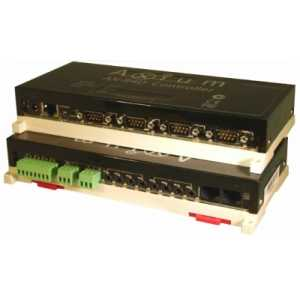 AX-R4D Main Controller with 4 x RS232 port, 8 x IR Ports, 1 x Ethernet port