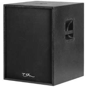 "OHM 18"" Driver, Reflex Loaded Subwoofer, 8 Ohm"