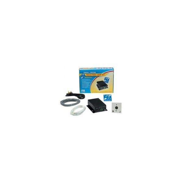SigNET - PDA102R - Small Room Induction Loop Kit (Covers 50m sq)