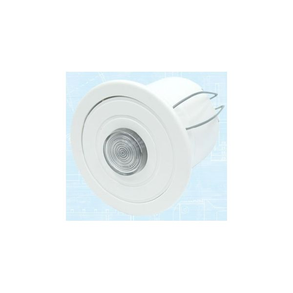 Mode Mirage Infrared Receiver (Recessed Ceiling Mounting - White)