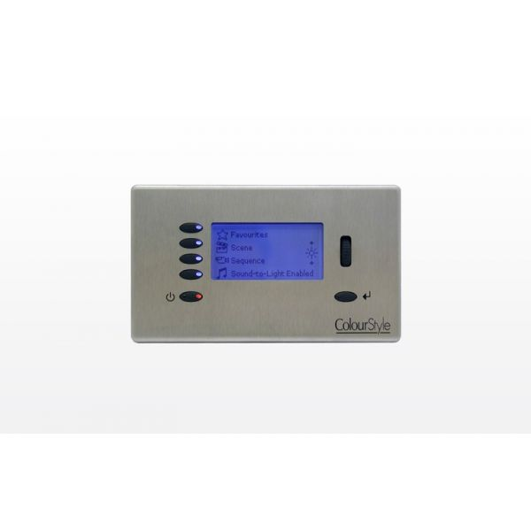 Mode COL-LCD-512-BLK ColourStyle 512 DMX Controller (Self Contained, DMX Controller)