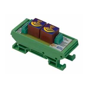 DM-Balance Twin line level audio balancing isolating transformers