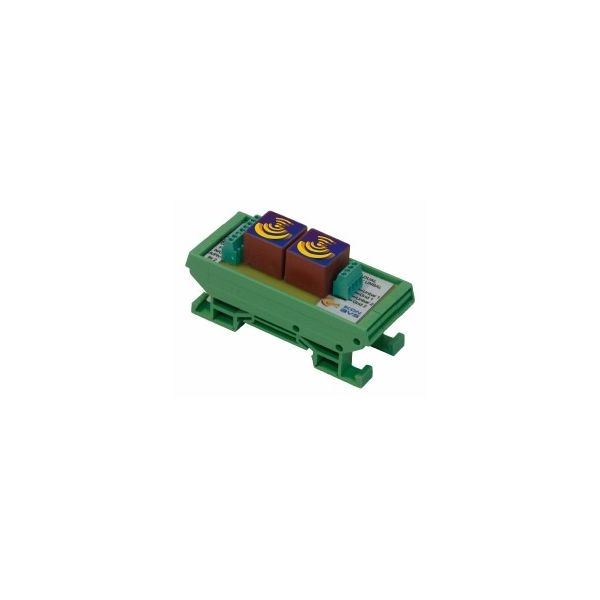 DM-Relay 4 independent SPCO relays for linking to Podule O/C outputs