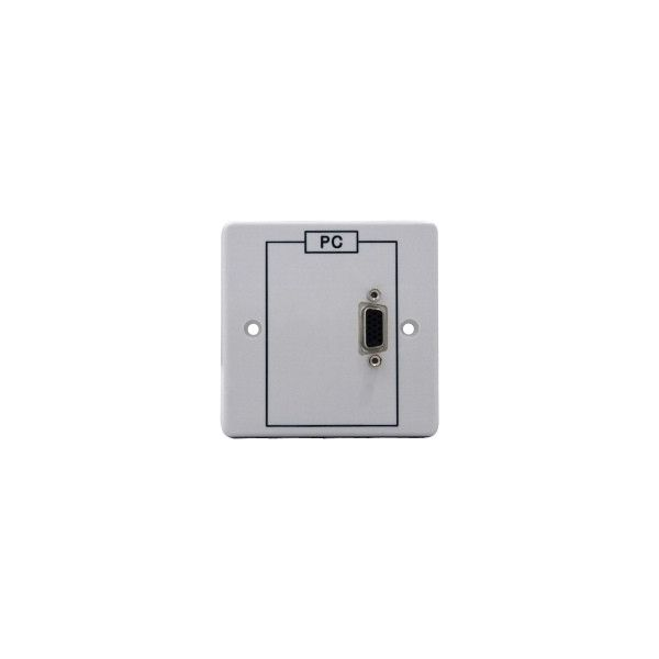 DADO-1G-PC Dado-OEM on Engraved 1G white plastic panel, no audio