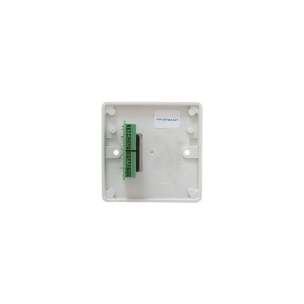 DADO-1G-PC-ST Dado-ST on Engraved 1G white plastic panel, no audio