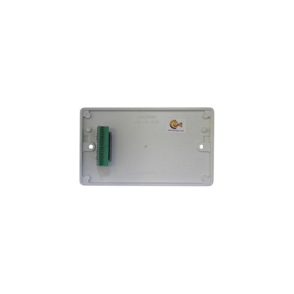 DADO-2G-PC-ST Dado-ST on Engraved 2G white plastic panel, no audio