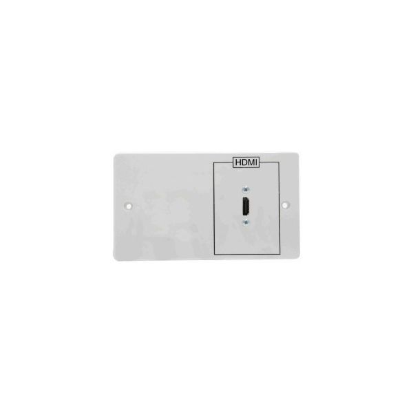 DADO-2G-PC-ST Dado-ST on Engraved 2G white plastic panel, no audio