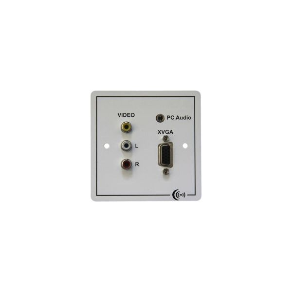 DADO-2G-HDMI-J-ST DADO-ST and HDMI-90BB adaptors on Engraved 2G panel, with audio