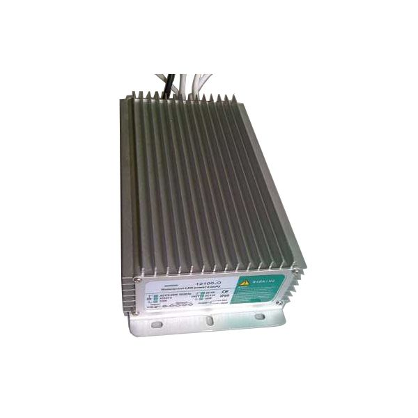 200W 24V Power Supply for feeding 3 x 5m of IP68 Thin Film Coating LED Strips