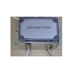 SP2 Dance Floor LED Splitters for 16 x AK144 Maximum per Splitter