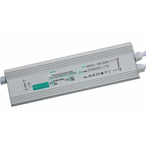 150W 12V Power Supply for feeding 5m of IP68 Thin Film Coating LED Strips