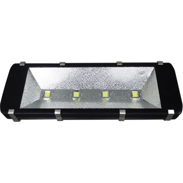 300W LED Flood Light 23100lm Outdoor IP65 100-265V 4pcs x 75 Watt LED Flood High Lumen LEDs