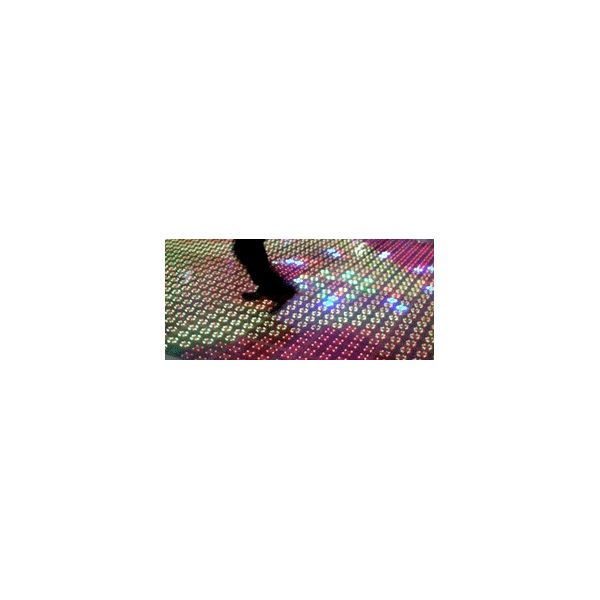16 Pixel Interactive LED Dance Floor Modules
