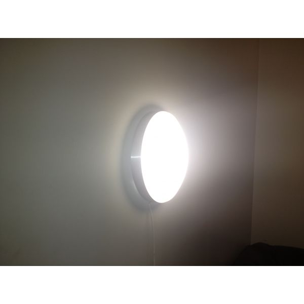 24W LED Surface Panel Light Dual Chip 3528 LED Colour Temperature and Brightness Constant Voltage 2 Channel Dimmable