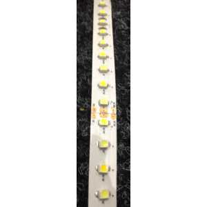 New Lightweight 24V IP66 Colour Temperature Controlled LED Strips 600 LEDs per m 48W IP65 Flexi Ribbon with 3M Adhesive