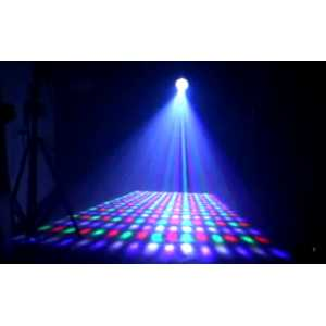 LED DMX Dot Matrix Projector