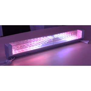 3D LED Pixel Tube - 3D LED Matrix Tube with 288 Pixel RGB Lighting