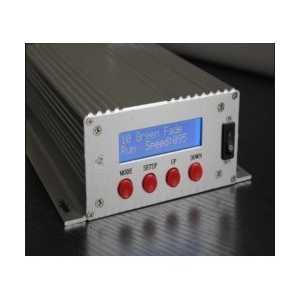 Akwil DMX512 RGB Controller 12V or 24V or 120V or 240V Output - with RF Remote Control