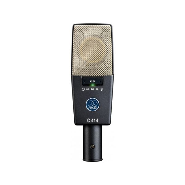 C414-XLS Reference multipattern condenser microphone