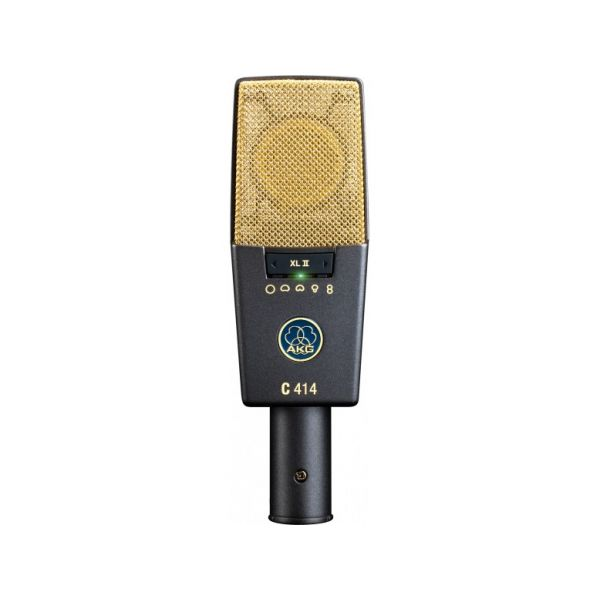 C414-XLII Reference multipattern condenser microphone