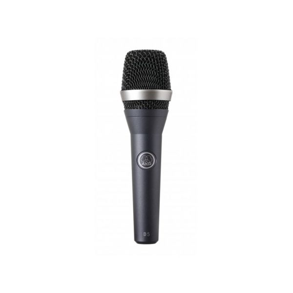 D5S Professional dynamic vocal microphone with switch