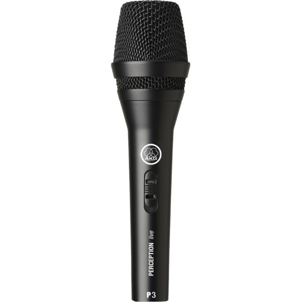 P3 S High-performance dynamic microphone