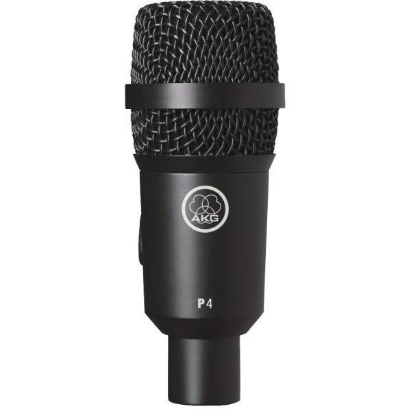 P4 High-performance dynamic instrument microphone