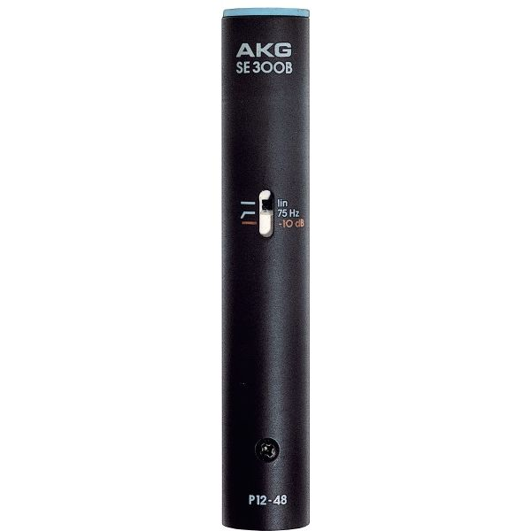 SE300 B HIGH PERFORMANCE MICROPHONE PRE-AMPLIFIER