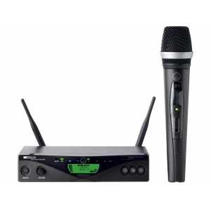 WMS470 D5 Vocal Set - Band 9U Professional wireless microphone system
