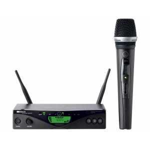 AKG WMS470 C5 Vocal Set - Band 9U Professional wireless microphone system