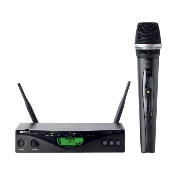 WMS470 C5 Vocal Set - Band 9U Professional wireless microphone system