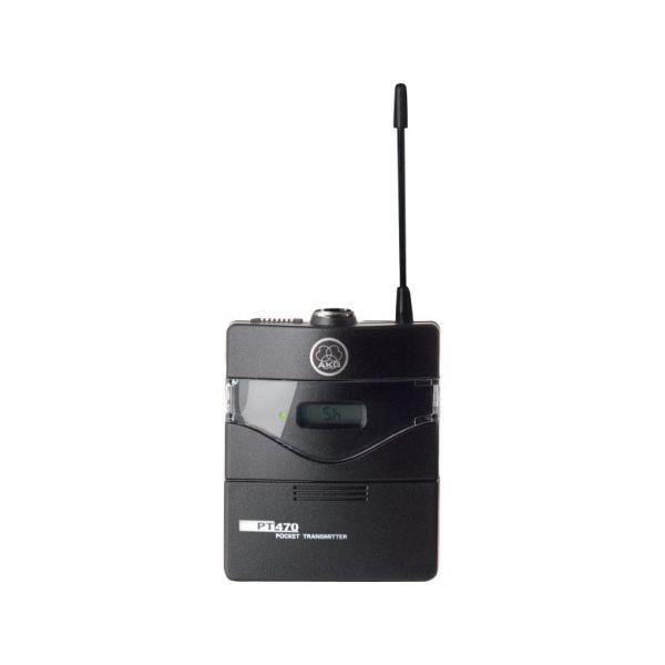 PT470 - Band 9U Professional wireless body-pack transmitter