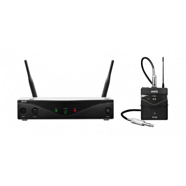 WMS420 Instrument Set - Band D Professional wireless microphone system