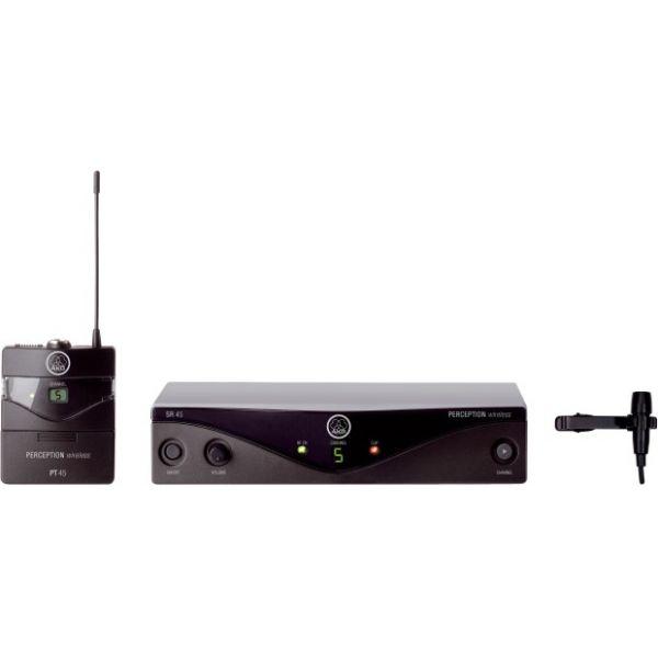 Perception Wireless Presenter Set - Band D High-performance wireless microphone system